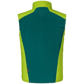 Schöffel Lavarella Hybrid Vest Men, lime green